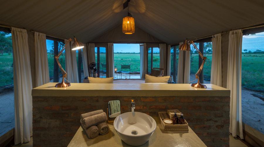 Davison's Camp, Hwange National Park, Zimbabwe
