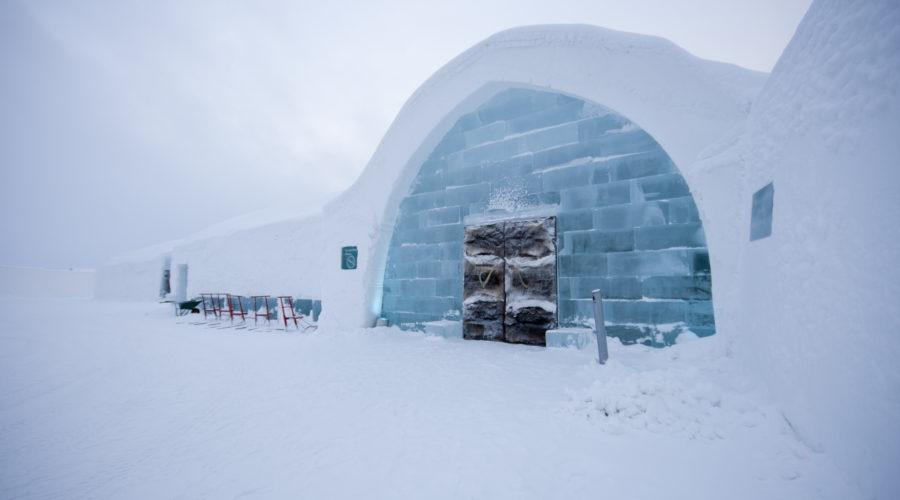 Medium Entrance To Icehotel Photo Martin Smedsén Img 8910