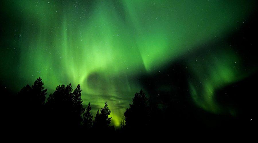 Medium Northern Lights Photo Markus Alatalo