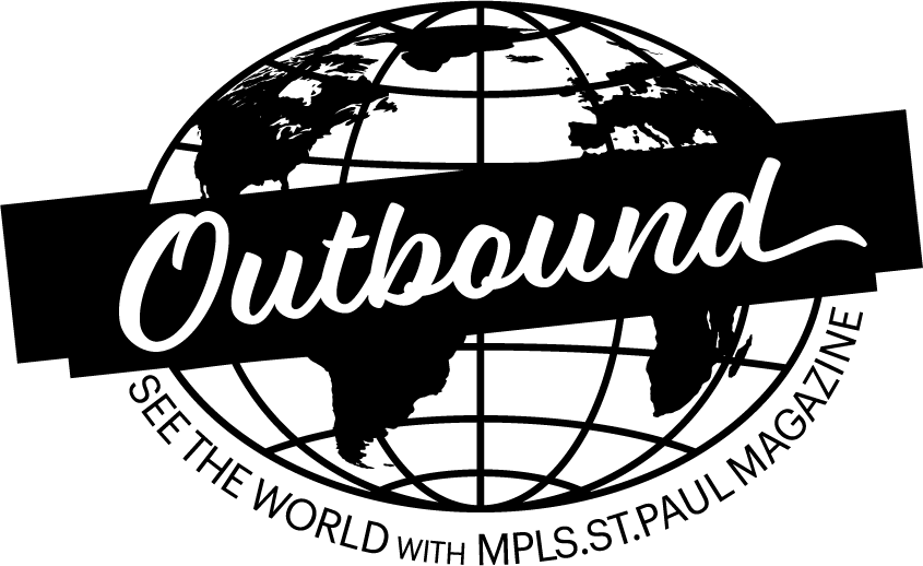 Outbound Logo K