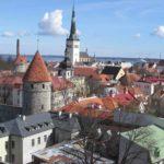 Overlook Tallinn Old Town