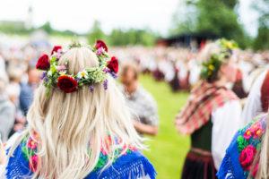 Per Bifrost Midsummer In Dalarna 5840