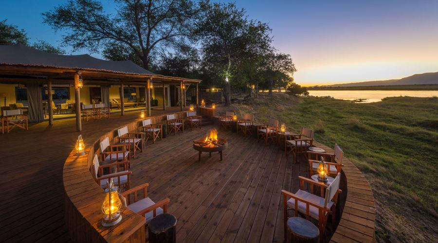 Ruckomechi Camp, Mana Pools, Zimbabwe