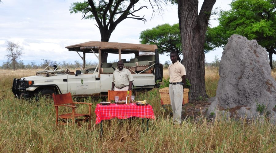 Swala Safari Camp, Tarangire, Tanzania