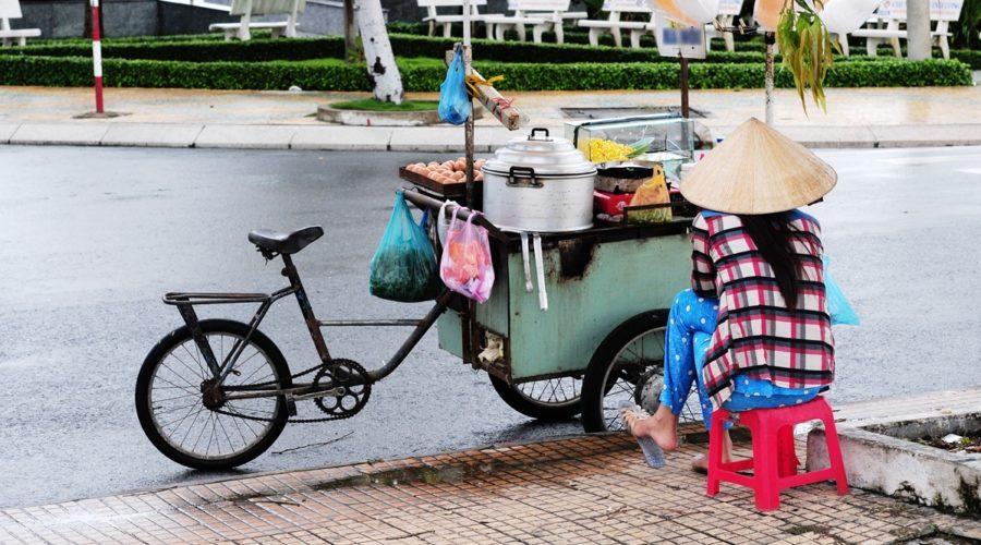 Vinh Long City, Vietnam