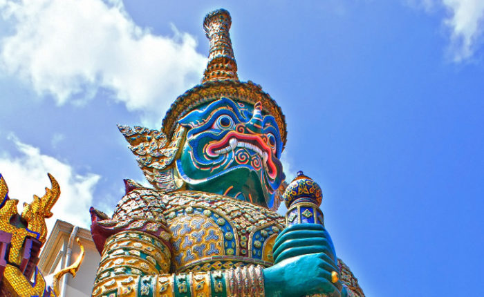 Shutterstock 192832409 Demon Guardian At Grand Palace Wr For Feature Image