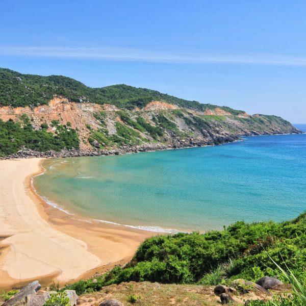 Beach In Nha Trang Bay