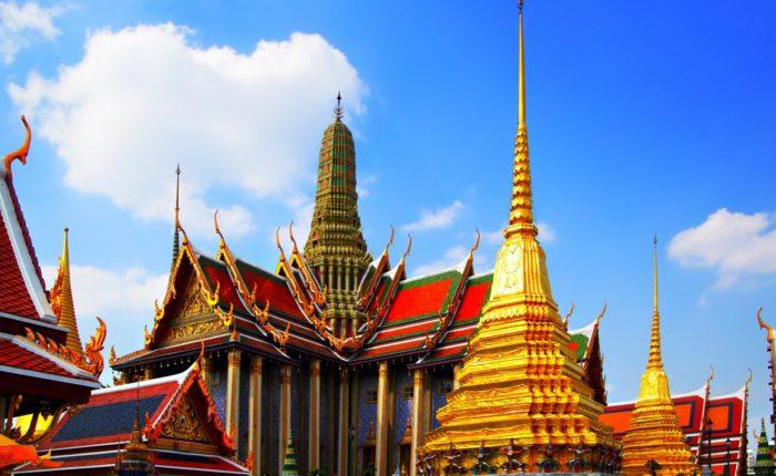 Shutterstock 43716856 Wat Phra Kaeo Temple. Bangkok