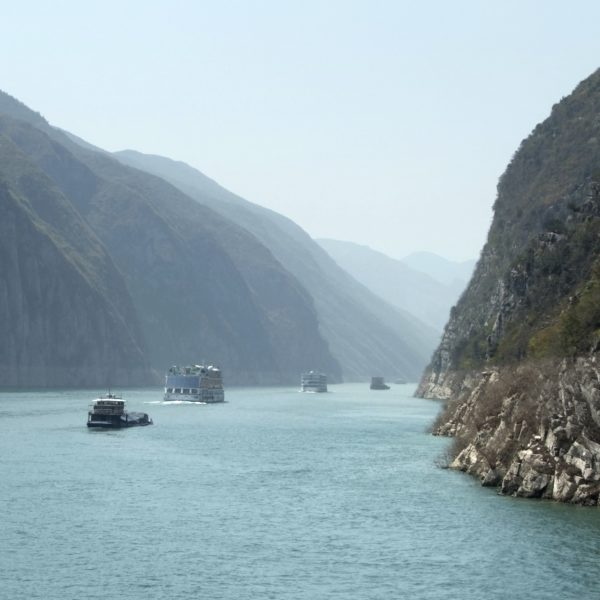 China: Observing Pandas & the Yangtze River Cruise Adventure