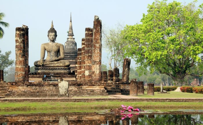 Shutterstock 99355847 Sukhothai