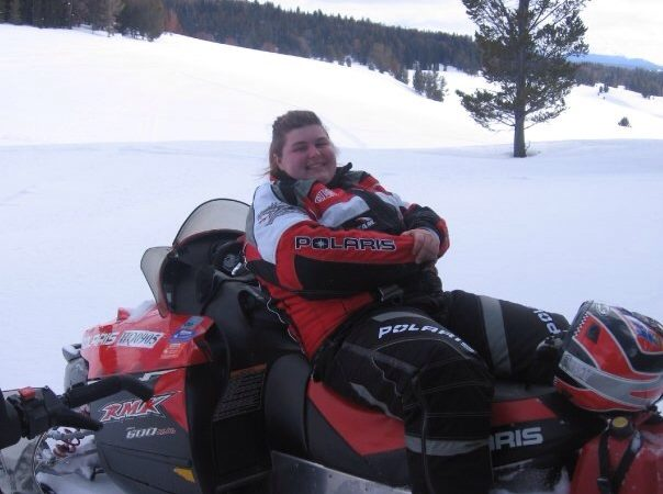 Snowmobile Photo