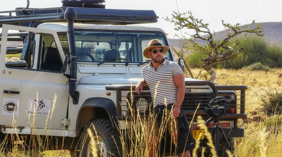 Sven Namibia 1